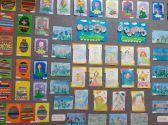 Wystawka prac dzieci z Juliusza