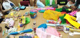 Dom dla Moli - warsztaty dla dzieci