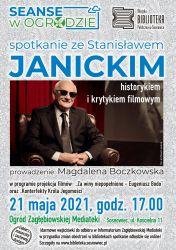 Stanisław Janicki plakat