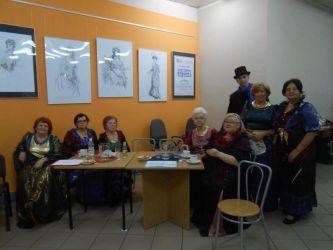 Zdjęcie ze spotkania w Filii nr 1